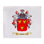 Cheal Throw Blanket