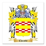 Chazotte Square Car Magnet 3