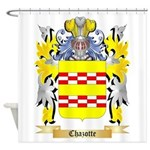 Chazotte Shower Curtain