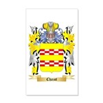 Chazot 20x12 Wall Decal