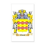 Chazot 35x21 Wall Decal