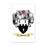 Chazier 20x12 Wall Decal