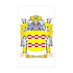 Chazetti Sticker (Rectangle 50 pk)
