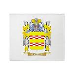 Chazetti Throw Blanket