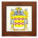 Chazetti Framed Tile