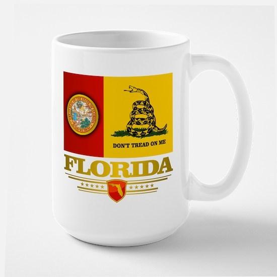 Florida Gadsden Flag Mug