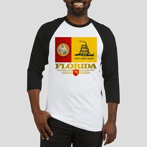 Florida Gadsden Flag Baseball Jersey