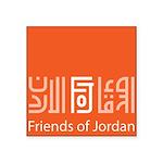 Friends of Jordan Sticker