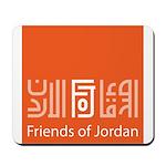 Friends of Jordan Mousepad