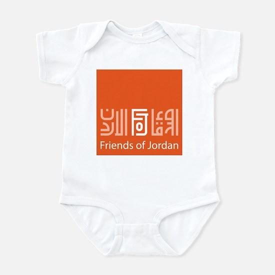 Friends of Jordan Baby Onesie
