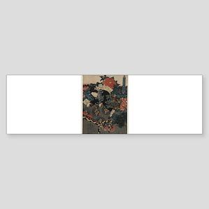 Kunisada Utagawa - Enjoying a Garden of Peonies 3