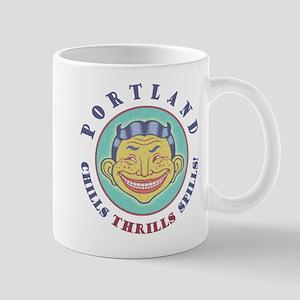 Portland Thrills Mug
