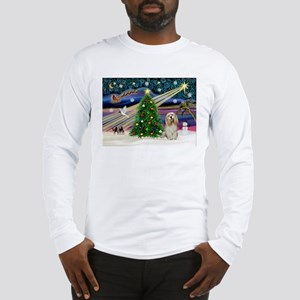 XmasMagic/Buff Cocker Long Sleeve T-Shirt