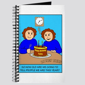Looney Twins How Old Journal