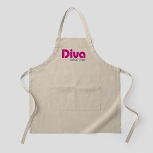 Diva Since 1967 Apron
