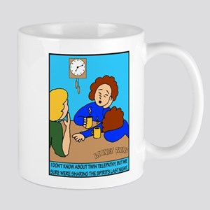Looney Twins Sharing Spirits Mug
