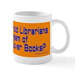 Android Librarians Mug