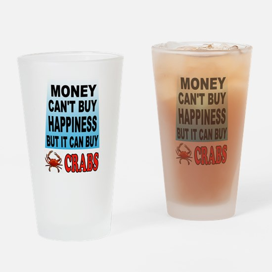 CRABS Drinking Glass