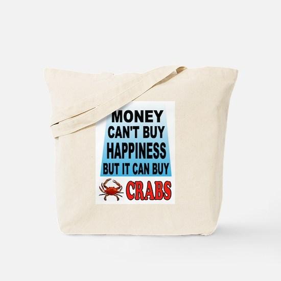 CRABS Tote Bag