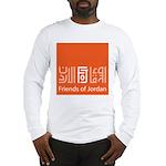 Friends of Jordan Long Sleeve T-Shirt