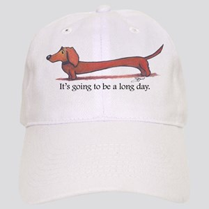 Long day Dachshund Baseball Cap