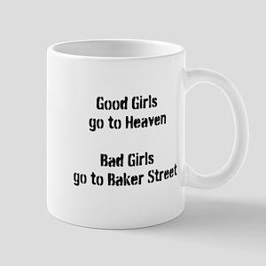 Sherlock Bad Girl Mug