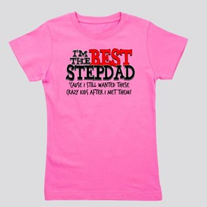 Best Stepfather Girl's Tee