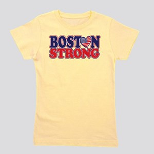 Boston Strong Girl's Tee