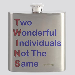 Looney Twins T-W-I-N-S Flask