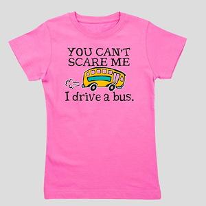 Bus Driver Girl's Tee