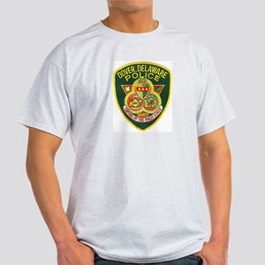 Dover Police Ash Grey T-Shirt