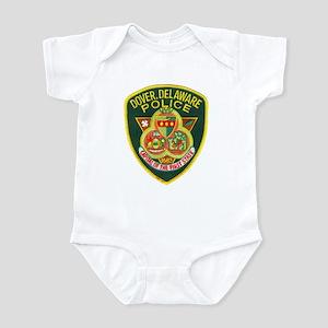 Dover Police Infant Bodysuit