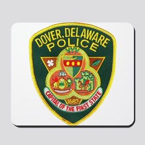 Dover Police Mousepad