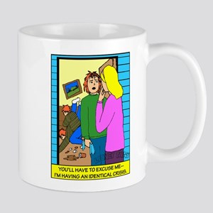Looney Twins Identical Crisis Mug