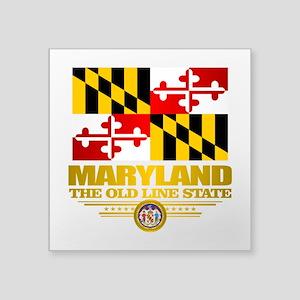 Maryland Pride Sticker
