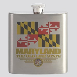 Maryland Pride Flask
