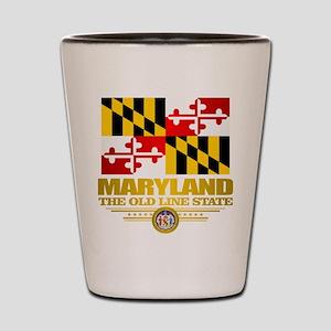 Maryland Pride Shot Glass