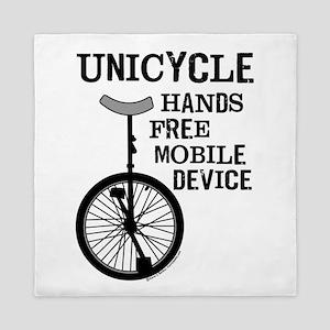 Mobile Device Bold Queen Duvet