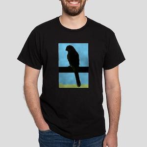Parrot - blue T-Shirt
