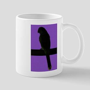 Parrot- purple Mug