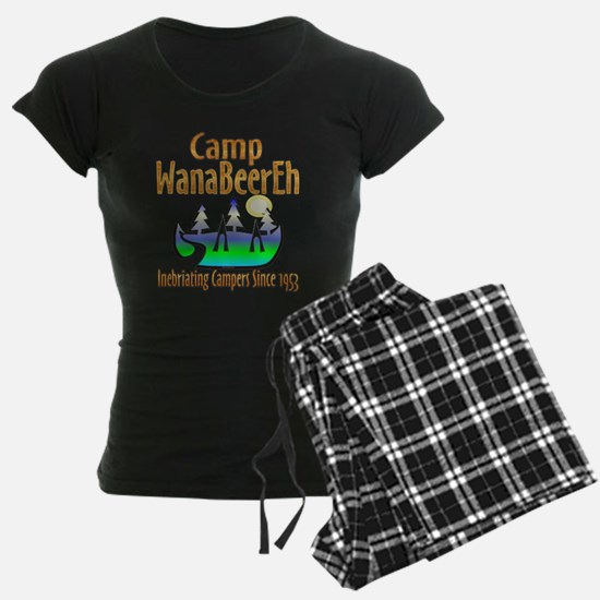 Camp WanaBeerEh pajamas