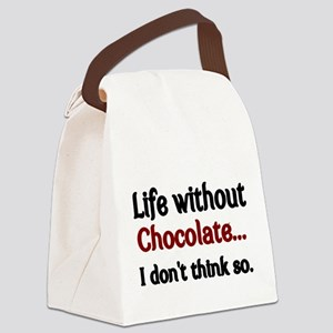 Life without Chocolate...I dont think so. Canvas L