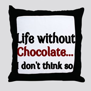 Life without Chocolate...I dont think so. Throw Pi