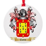 Chavis Round Ornament