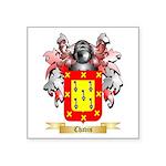 Chavis Square Sticker 3