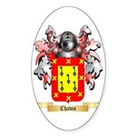 Chavis Sticker (Oval)