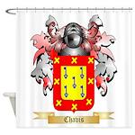 Chavis Shower Curtain