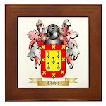 Chavis Framed Tile