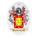 Chavis Ornament (Oval)