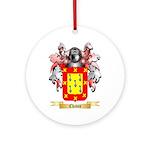 Chavis Ornament (Round)